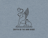 Griffin on the Bank Bridge