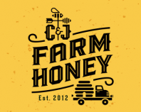 C-J Farms Honey Label