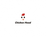 chicken head