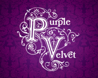Purple Velvet Jewelry