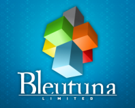 Bleutuna Limited Logo Redesign