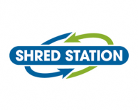 Shred Station Logo
