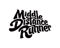 Middle Distance Runner - Black