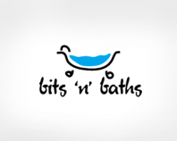 Bits'n'Baths Logo