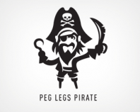 Peg Legs Pirate