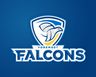 Foremost Falcon's Volleyball