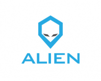 Alien Logo Template