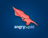 Angry Squid