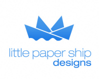 Little Paper Ship Designs