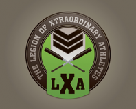The Legion of Xtraordinary Athletes