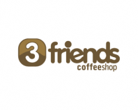 3 friends coffeeshop