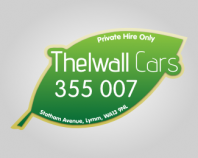 Logo Design for Thelwall Cars