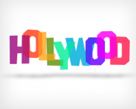 Hollywood LGBT logo