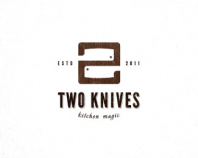 Two knives