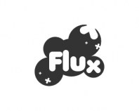A Series of Flux Magazine Logo