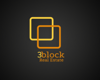 3Block Real Estate Logo