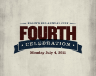 Elgin's July Fourth Celebration