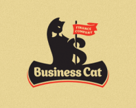 Business Cat 2