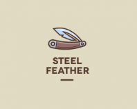 steel feather